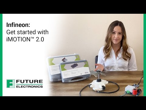 Infineon: Get started with iMOTION 2.0