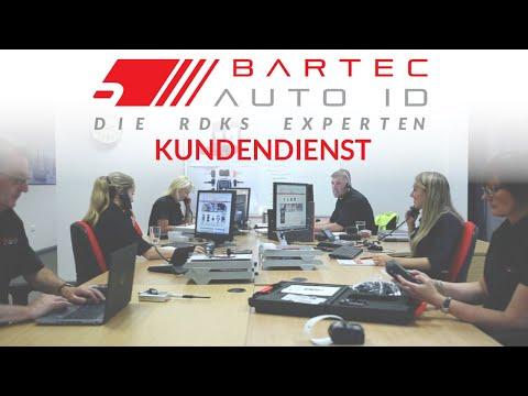 Bartec Auto ID Kundendienst Deutsche