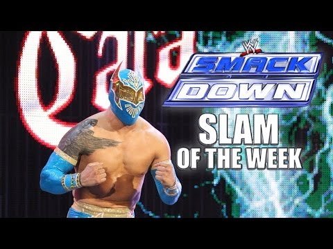 A New Sin Cara? - WWE SmackDown Slam Of The Week 12/20 - Smashpipe Sports