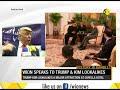 Donald Trump- Kim Jong Un Lookalikes Delight Tourists Ahead Of Singapore Summit