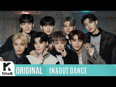 IN&OUT DANCE(인앤아웃댄스): ATEEZ(에이티즈) _ Say My Name