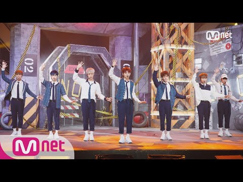 [ONF - ON/OFF] Debut Stage | M COUNTDOWN 170803 EP.535