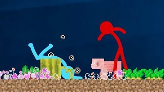 Potions - Animation vs. Minecraft Shorts Ep. 4
