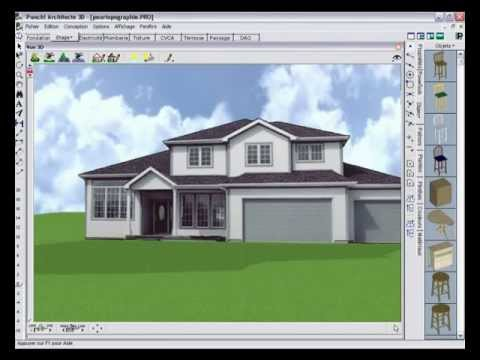 Architect 3d ultimate 17 5 free download and for Architecte 3d tutorial