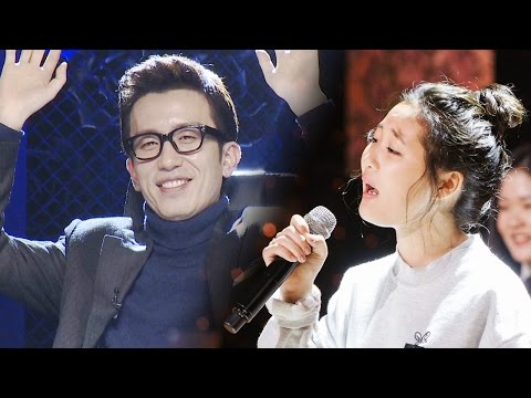 Yoo Jei, soulful 'New York State of Mind' ever!《KPOP STAR 5》K팝스타5 EP03