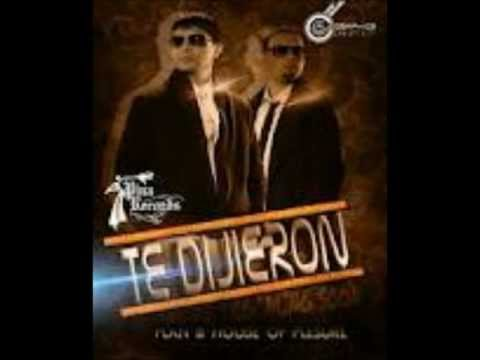 te diJeroN de Mi - PlaN b  (( hoUSe of PLeaUSure ))  LOoNeY tuNeS