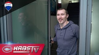 CHez Brendan: A tour of Brendan Gallagher's house (Habs Cribs)