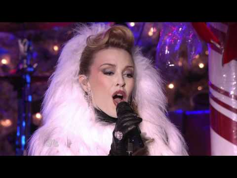 Kylie Minogue - Let It Snow - HD