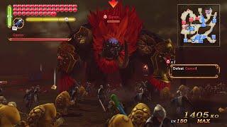 Hyrule Warriors Final Boss Battles: The Demon King Ganondorf and Dark Beast Ganon - Ganon's Tower