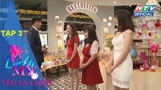 HTV YÊU LÀ CHỌN | Võ Ngọc Trai và Yumi chia sẻ bí kíp tình yêu | MÙA 2 | YLC #3 FULL | 7/5/2018