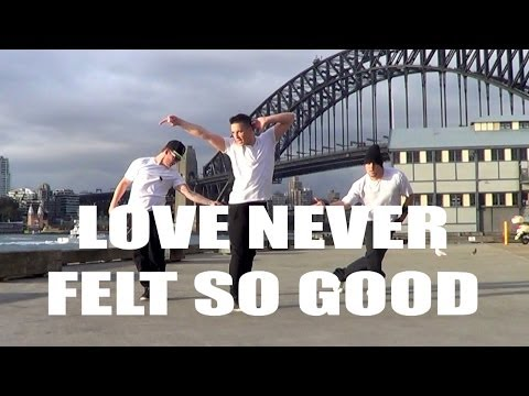 Baixar LOVE NEVER FELT SO GOOD  - Michael Jackson & Justin Timberlake Dance Choreography | Jayden Rodrigues