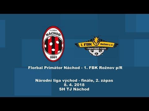 Národní liga, 2.finále, Náchod - Rožnov p/R