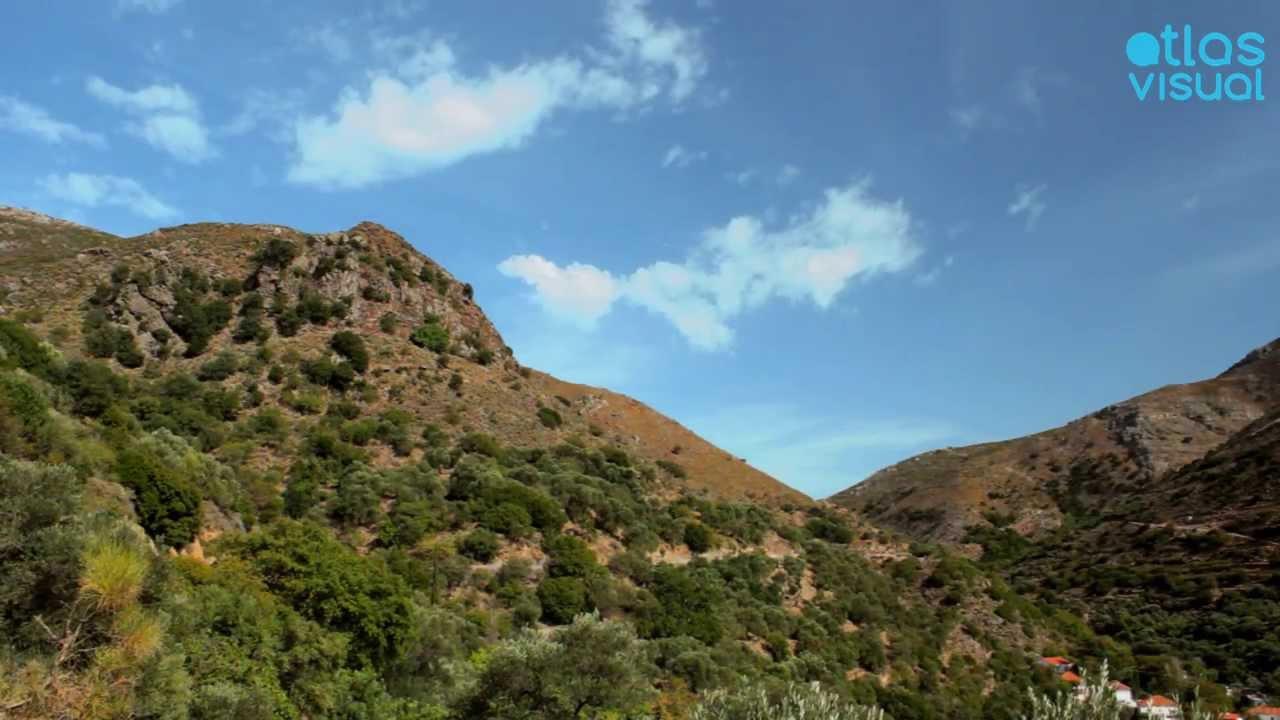 Deliana Mesavlia Gorge Crete