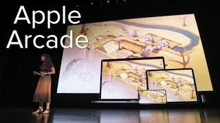 Apple Arcade news: Price and date announced