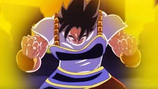 The Story of Goku on Yardrat