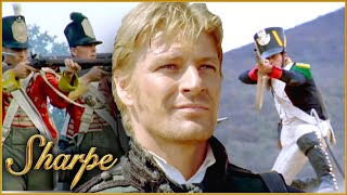 Sharpe on The Battlefield | Best Moments | Sharpe Compilation