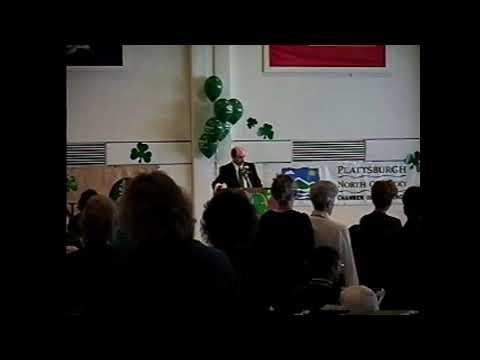 Irishman Ron Stafford 3-17-00