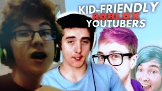 Kid-Friendly ROBLOX YouTubers In A Nutshell...