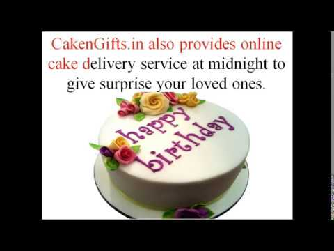 Midnight Cake Delivery in Bangalore