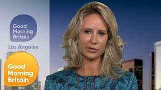 Lady Victoria Hervey Defends Prince Andrew Following Controversy | Good Morning Britain