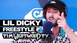 Lil Dicky freestyle - Westwood