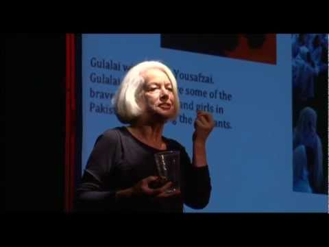 TedxYouth@Bath 2012: Scilla Elworthy - Do Something OK But How ...