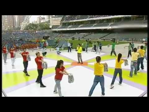 香港女童軍95週年大會操 - 朱紫嬈表演
