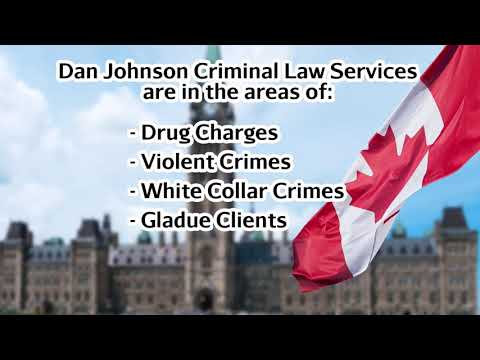 Dan Johnson Criminal Law