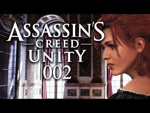 ASSASSIN'S CREED: UNITY #002 - Ein wichtiger Brief [HD+] | Let's Play Assassin's Creed