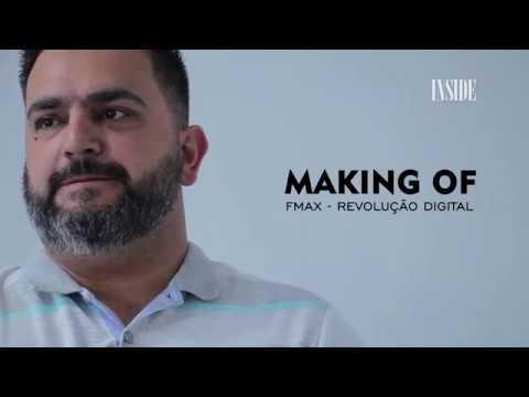 Making Of da Capa #143 - Revolução Digital