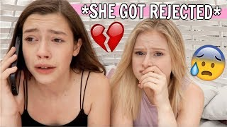 Telling Our Crushes We Like Them! | Truth or Dare!