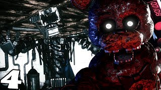 trapped in a endoskeleton filled basement the joy of creation