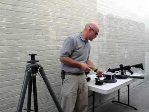 KZ TSP Tactical Shooting Platform