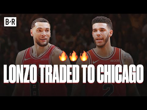 Lonzo Ball Has Been Traded To Chicago, Here Are His Career Highlights