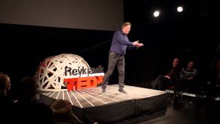 And so I decided to become the world's best dad | Hermann Jónsson | TEDxReykjavik