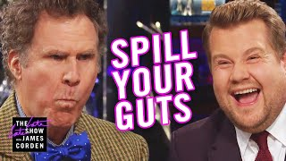 /spill your guts or fill your guts w will ferrell