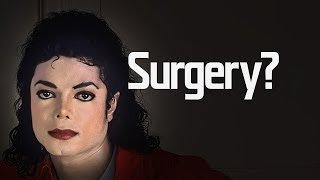 Michael Jackson and the Plastic Surgery he did NOT have - Definitive Proof