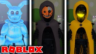 How To Get All New Badges in Roblox Fazbear Frights Roleplay FFRP