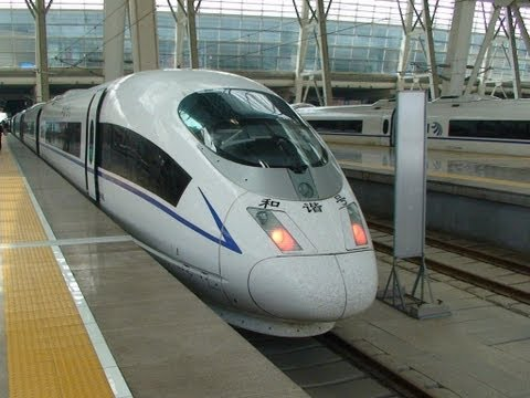 Baixar Bullet Train - Shanghai to Beijing - 819 miles in 4 Hrs 55 mins