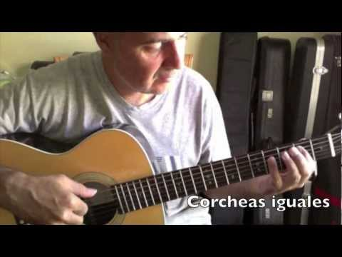 Aprende a tocar blues fingerpicking con la guitarra
