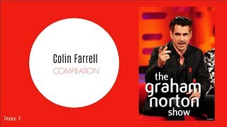 Colin Farrell on Graham Norton