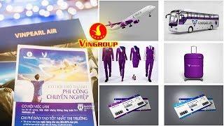Vinpearl Air Lộ Ảnh Nhận Diện Thương Hiệu: Tông Màu Tím Chủ Đạo?