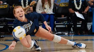 Highlights: UCLA Women's Volleyball vs. Stanford