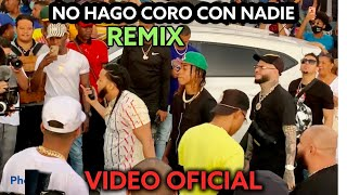 No Hago coro con Nadie REMIX (Video Oficial) El Alfa, Secreto, Nino Freestyle,Farruko Bryan Mayers!