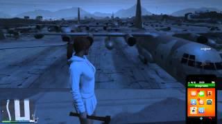 GTA V: Titan Squadron