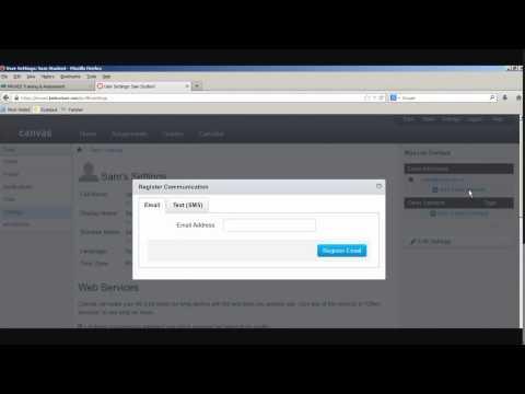 Login and Settings Video v1 3
