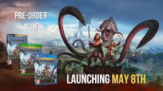 Conan Exiles - Megjelenési Dátum Trailer