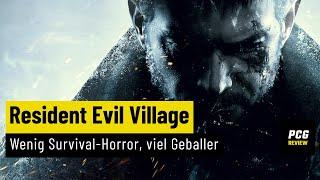 Resident Evil 8: Village | REVIEW | Wenig Survival-Horror, viel Geballer