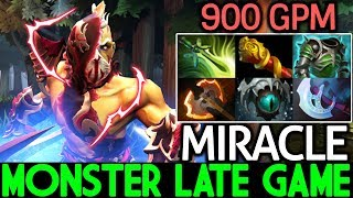 Miracle- [Anti Mage] When AM Full Slotted is Nightmare Pro Gameplay 7.21 Dota 2