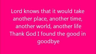 Beyonce - Best thing I never had with lyrics